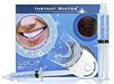 Instant Whites CoCo Bright White Light Activated Teeth Whitening Kit