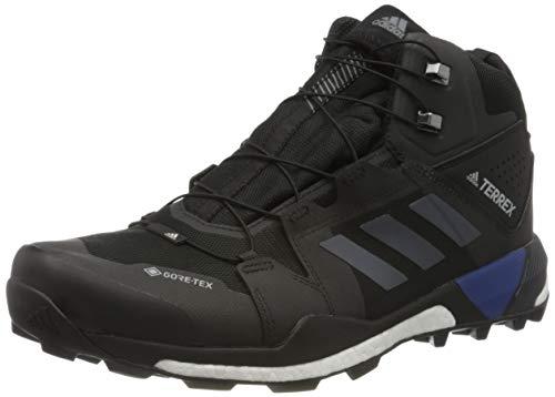 Adidas Terrex Skychaser XT Mid GTX, Zapatillas para Caminar para Hombre, CBLACK/GREFIV/Croyal, 49 1/3...