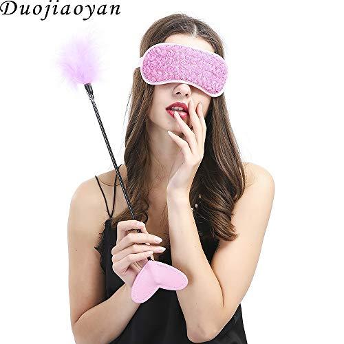 TTYHG Rose Augenmaske Spitze Sexy Erwachsene Attraktivität Dekoration Kopfbedeckung, ()