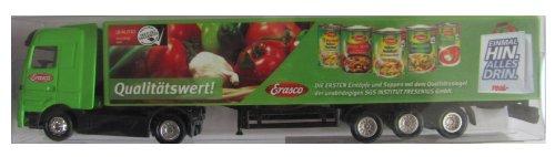 Preisvergleich Produktbild Erasco Nr. - Real Supermarkt - Qualitätswert - MB Actros - Sattelzug
