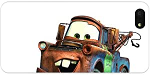 RtCase Cartoons Tow Mater Cars Movie black couverture coque case cover pour iphone 5