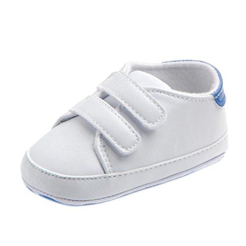 Manadlian Chaussures Bébé Mixte Chaussures Bébé Chaussures Premiers Pas Garçons Baskets Filles Sneaker 0-12 Mois