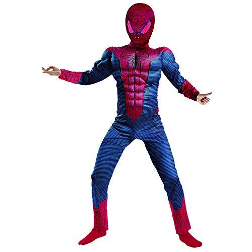 Spiderman Adult Kostüm Ball Kostüm - Weihnachten Adult Game Spiel Kostüm Paar Kleidung (155cm - ()