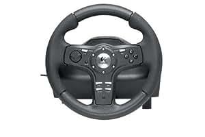 Logitech Driving Force EX Steering Wheel PS 3