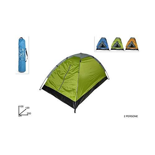 Canio Camping-Zelt 2 Persönlich 3 Farben (Zelt Persönliche)