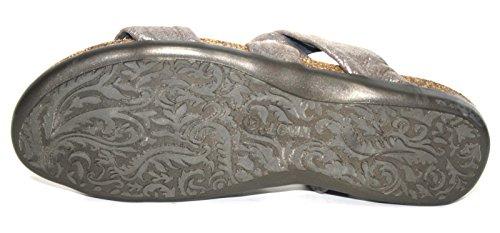 NAOT 04713 Lidia Damen Schuhe Pantoletten Sommerschuhe Bronze (bronze matellic)