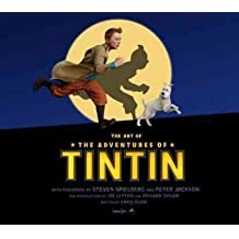 [{ The Art of the Adventures of Tintin By Weta Workshop ( Author ) Nov - 01- 2011 ( Hardcover ) } ]