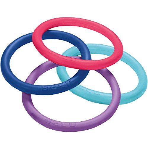 Aqua Ring BECO Universal Wasser Ring aqua Training Wasser Sport Fitness gelb