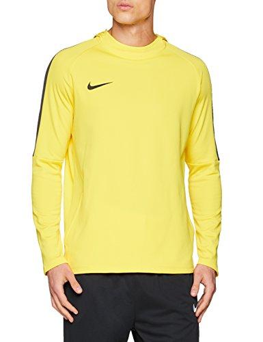 Nike Herren Academy18 Hoodie Kapuzensweatshirt, Gelb (tour yellow/anthracite/Black/719), Gr. M Gelber Hoodie Sweatshirt