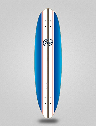 YOW Surfskate monopat/ín Skate Skateboard Longboard J-Bay 33