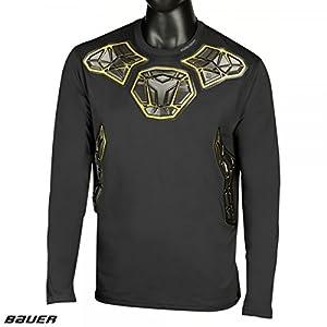 Shirt Bauer Elite Padded Goalie LS