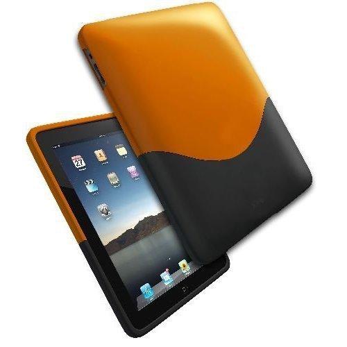iFrogz Luxe Schutzgehäuse für Apple iPad orange/schwarz Ifrogz Luxe Case