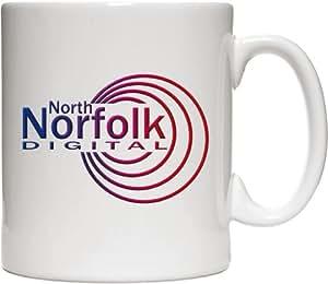 Alan Partridge Official merchandise North Norfolk Digital mug