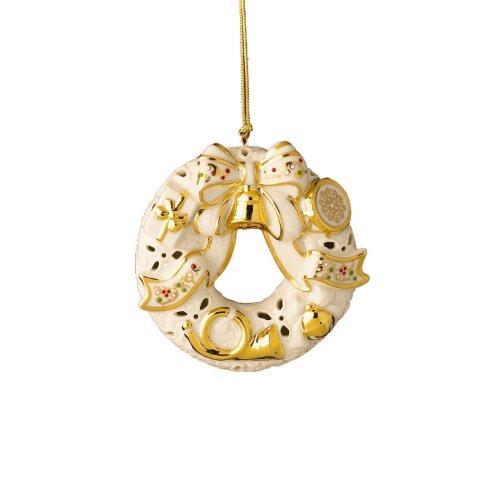 Lenox-Weihnachten Kranz, Weihnachten Ornament -