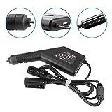 TAOtTAO Intelligenter Autoladegerät-Adapter 2-in-1-Ladegerät für DJI Mavic 2 Pro/Zoom Fernsteuerungsautoaufladeeinheit des doppelten elektrischen Autoladegeräts