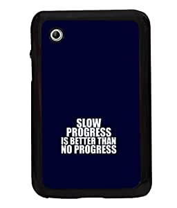 printtech Gym Quotes Back Case Cover for Samsung Galaxy Tab 2 7.0 P3100 , Samsung Galaxy Tab 2 (7.0)