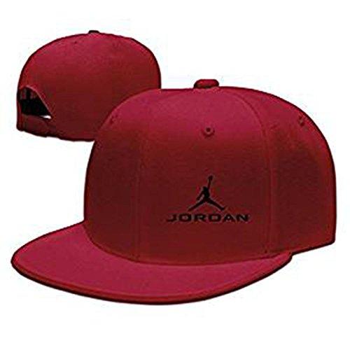 DERWQT Jordan Famoso baskrtball Palyer-Gorra béisbol