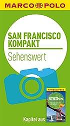 MARCO POLO kompakt Reiseführer San Francisco - Sehenswertes (MARCO POLO Reiseführer E-Book)