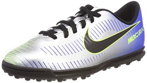 Nike Jr Mercurialx Vrtx III NJR TF, Scarpe da Calcio Unisex – bambini