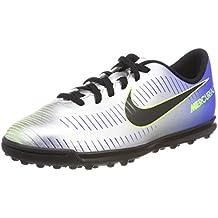 2ab3d2f6b8906 Nike Jr Mercurialx Vrtx III NJR Tf Scarpe da Fitness Unisex – Bambini