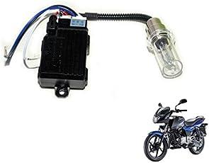 Auto Hub Bike Hid Led Headlight Bulb For Bajaj Pulsar 150 Dts-I