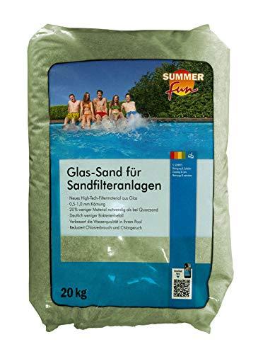Filterglas 25kg./ 0,5- 1,0mm