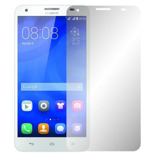 2 x Slabo Displayschutzfolie Huawei Ascend G750 Displayschutz Schutzfolie Folie