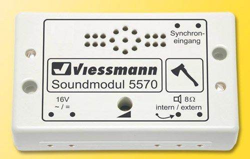 Viessmann 5570 - Soundmodul Holzhacker