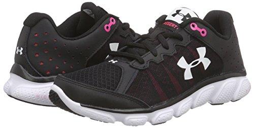 Under Armour Ua W Micro G Assert 6 Chaussures de Course Femme Noir (Black)