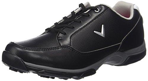 Callaway Damen Cirrus Golfschuhe, Black (Schwarz), 38.5 EU