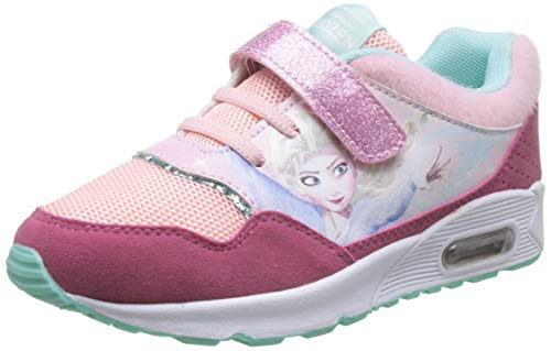 Cerdá Frozen Elsa, Zapatillas para Niñas, Rosa (Rosa C07), 30 EU