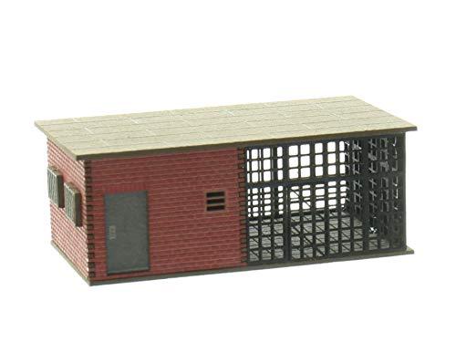 Modellbahn Union Gefahrstofflager
