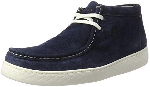 Sioux Grash.-h171-13, Mocassins (loafers) homme Blau (Atlantic)
