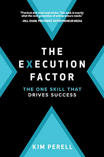 The Execution Factor: The One Skill that Drives Success (English Edition)