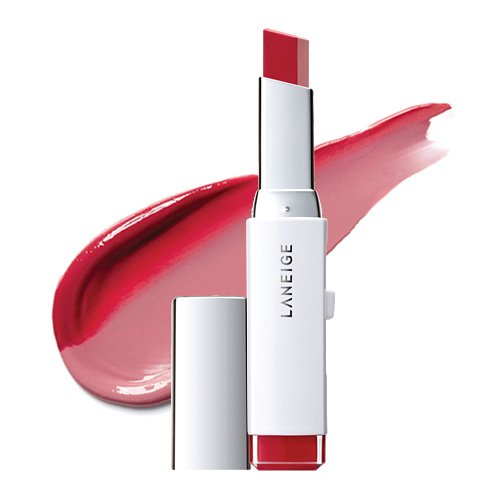 laneige-two-tone-lip-bar-korean-drama-makeup-lipsticks-pintalabios-2-red-blossom