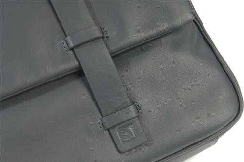 Tucano Tema borsa in vera pelle per MacBook Pro 15 Blu