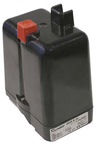 Condor Pressure Druckschalter MDR 5/11-K #212942 2-11bar Druckschalter 4014502212942