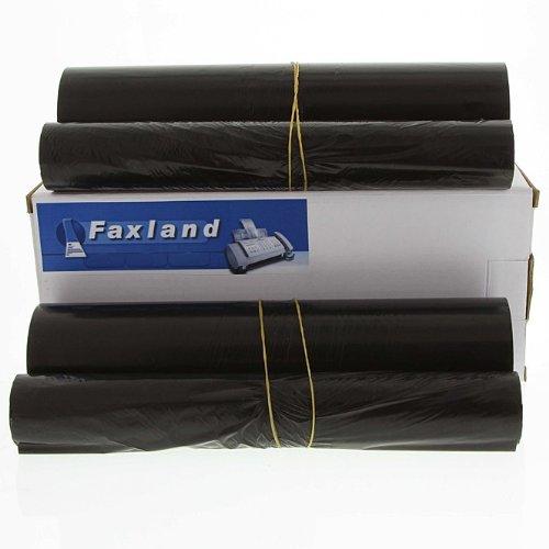 2 x Farbband für Brother FAX 910, Druckfolie für FAX910, je260S. (Fax 910)