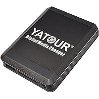 USB SD iPhone iPod iPad AUX MP3 Adaptador para Opel