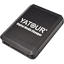 USB SD AUX MP3 Adaptador Bluetooth manos libres para Citroen y Peugeot