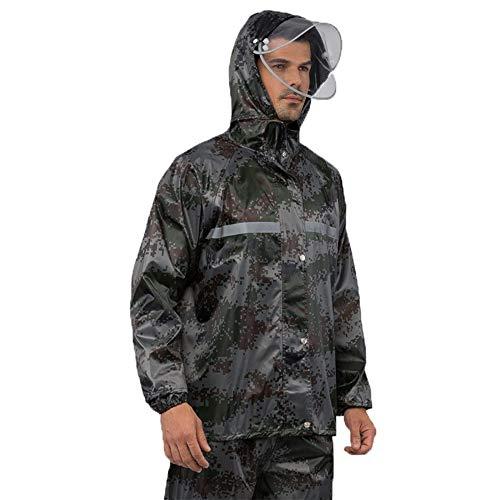 Poncho Vestes Camouflage Vestes Poncho Camouflage Vestes Poncho j54AL3R