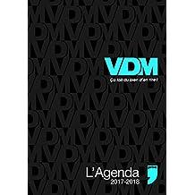 L'agenda VDM 2017-2018