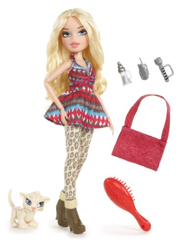 Bratz In The Wild Puppe - Cloe [UK Import]