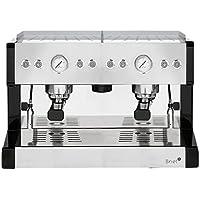 Briel DES229E IN - Cafetera automática, 3,5 l, 1260 W, 19