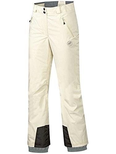 Mammut Nara HS Pants Women - Wintersporthose stone white