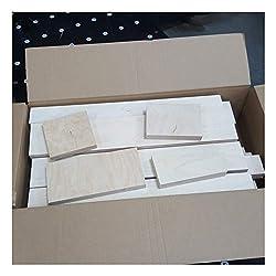 15mm Multiplex Zuschnitt L/änge bis 200cm Multiplexplatten Zuschnitte Auswahl 60x10 cm