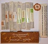 Probepackung Bio-Räucherstäbchen von Demeter aus Nepal