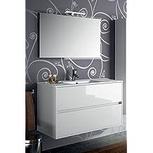 Amazon.it: mobili bagno sospesi