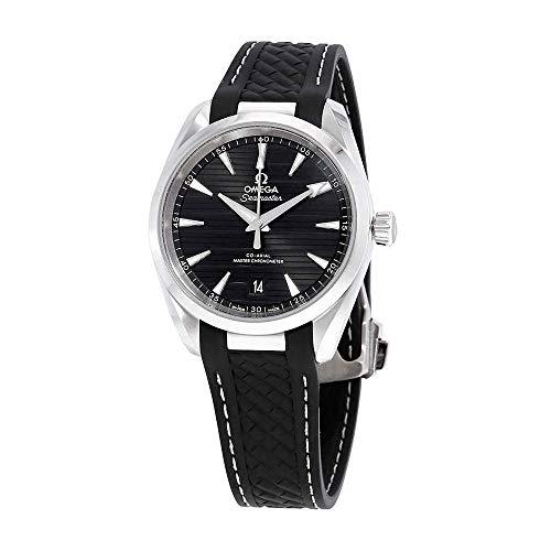 Omega Seamaster Aqua Terra orologio automatico da uomo con quadrante nero 220.12.38.20.01.001