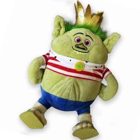 Trolls King Gristle Junior 90 cm